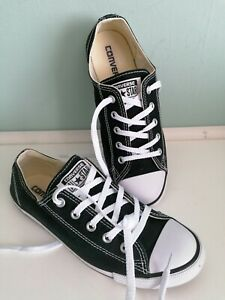 Unisex  Black Converse All Stars Trainers Size UK 4.5