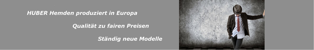 Huber BUSTA-Polsini Uomo Camicia Bianco Barra nascoste hu-0011 regular fit