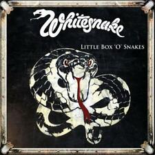 Whitesnake - Little Box 'O' Snakes - The Sunburst Years 1978-19 (NEW 8 x CD SET)