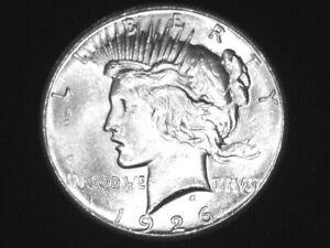 1926 Peace Dollar --- Choice Uncirculated