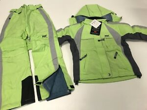 Size 120 (height in cm) kids ski snow suit, jacket and pants set, new with tags
