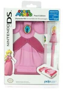 Nintendo Character Kit - Super Mario - Peach Edition(Nintendo 3DS/DSi/DS Lite)