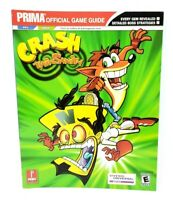 Crash Twinsanity Prima Official Strategy Guide