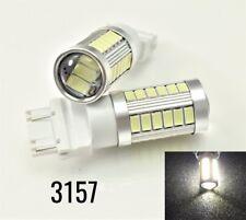 Rear Signal Light 33 LED Bulb White CK T25 3157 3057 4157 B1 12 For Dodge