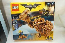 LEGO BATMAN MOVIE CLAYFACE SPLAT ATTACK 70904 448 PCS MIB NEW BOX MINFIG d