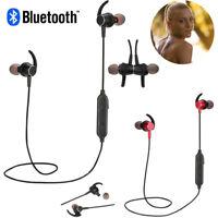 Wireless Bluetooth 4.1 Sport In-ear Headphones Earphones Headset for IOS/Android