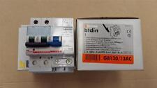 BTICINO G8130/13AC MAGNETOTERMICO DIFFERENZIALE AC 1P+N 13A 4,5KA 30mA 0,03A