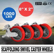Scaffold Scaffolding Casters 8