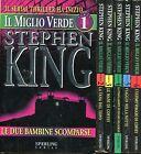 King Stephen IL MIGLIO VERDE = 6 voll.
