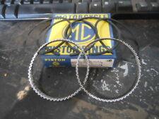 NOS MC Brand Norton Atlas 750 Twin Piston Rings Ring Set 4th O/S 74mm 1.00 .040