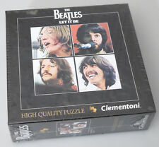 (PRL) THE BEATLES 4 FAB PUZZLE TOY 289 PZ LET IT BE COLLECTION PHOTO FOTO 21303
