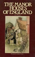 Manor Houses of England by Ditchfield, Peter Hampson Hardback Book The Cheap