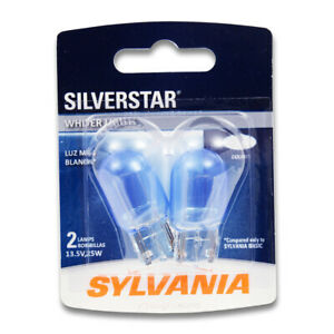 Sylvania SilverStar Front Turn Signal Light Bulb for Nissan Maxima 2002-2003 jr
