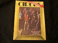 OCT 1970 CIRCUS music magazine JANIS JOPLIN - ERIC CLAPTON - STEPPENWOLF