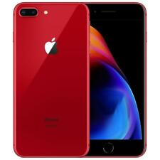 Apple iPhone 8 Plus - 64GB - Red - GSM Unlocked - Smartphone