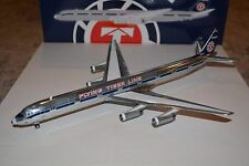 "Inflight 1/200 Scale Flying Tigers DC-8-63CF Cargo ""Logo Tail"", N787FT, NIB"