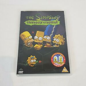 The Simpsons Treehouse of Horror DVD PAL 2