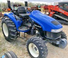 New Holland TC35 35D, TC40 40D, TC45 45D Tractor Service Repair Technical Manual