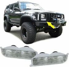 CLEAR INDICATORS FOR JEEP CHEROKEE XJ 10/1996 - 8/2001 NICE LIGHTS