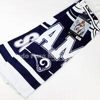 NFL Los Angeles Rams Beach Towel Team Bath Towel 30x60 New Licensed