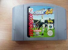 International Superstar Soccer 64 - Nintendo 64 - N64 - PAL EUR -
