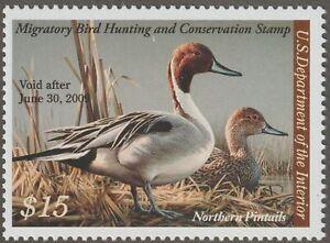 Scott# RW75 Federal Duck Stamp VF MNH
