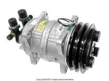 Volvo 240 244 760 2.3L L4 A/C Compressor with Clutch & Charge Fittings Seltec