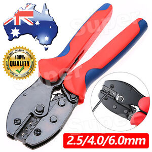 Solar Crimper PV Crimping Pliers Cable Terminals Tool Panel Cable Connector New