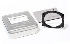 LENSINGHOUSE Filterhalter II - Metallausführung - Fabrikneu