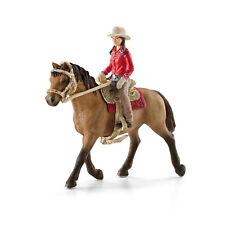 """42112-""""Westernreiterin mit Pferd"""" #Schleich-NEU in OVP-mint in Box!!"""