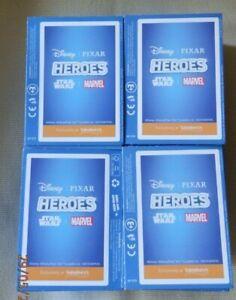 Sainsburys Heroes Cards Pixar Marvel Disney Star Wars