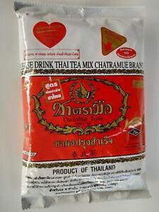 Thai Milk Tea Original Mix - Hot Tea,Cold Tea,Thailand Number One Brand 190 g