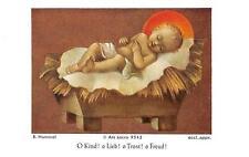 """Fleißbildchen Heiligenbild Gebetbild Hummel Holy card Ars sacra"""" H1080"""""""