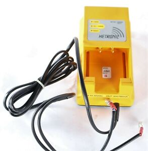 New UCH-2-DC-EX Hetronic Battery Charger MINI UCH-2-DC-EX Sliding Socket