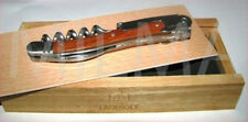 Laguiole Waiter's Corkscrew - Rosewood, Wooden Box