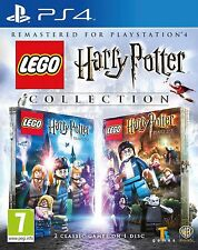 Lego Harry Potter Collection PS4 NEW SEALED DISPATCHING TODAY ALL ORDERS BY 2 PM