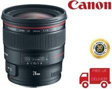 Canon EF 24mm F1.4L II USM Autofocus Lens (UK Stock)