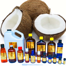 4 oz COCONUT CARRIER OIL - GREAT SKIN PROTECTION !