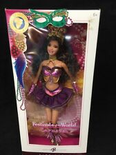 FESTIVALS OF THE WORLD CARNAVAL BARBIE DOLLS OF THE WORLD NRFB