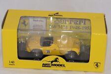 Ferrari 166 MM S - Art Model Die Cast Car - 1:43 1/43 Scale