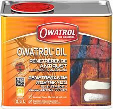 OWATROL Öl Rostschutz Rostlöser Roststop Korrisionsschutz Kriechöl Boot 500ml