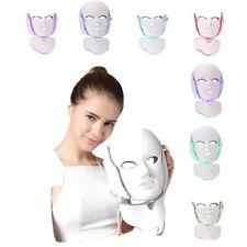 Masque de luminothérapie LED 7 couleurs