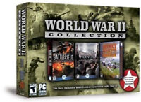 WORLD WAR II COLLECTION Battlefield 1942 Medal of Honor Secret Weapons Normandy