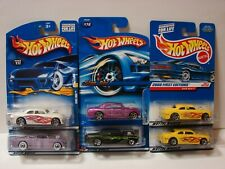 Hot Wheels Lot Of 6 Shoe Box Fords