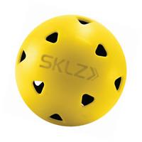 SKLZ Impact Golf Balls (Pack of 12) Limited True Flight Hitting, Dent Resistant
