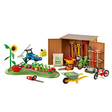 Playmobil Tool Shed With Garden Building Set 6558 NEW IN STOCK Addon