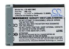 New Battery for Canon Powershot G7X G5X G9X G7X MARK 2 SX720HS G7X II,Powershot