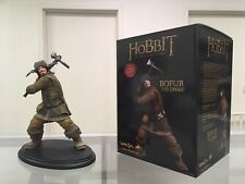 Weta The Hobbit: Bofur The Dwarf - 596/1000 - Great Deal!