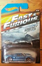 Hot Wheels 2015 FAST & FURIOUS FAST 5 08/08 FORD GT-40 (Light wear)
