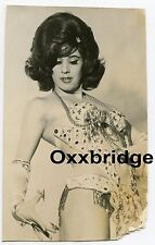 Male Stripper Gay Interest Cross Dresser 1950 PHOTO Drag Queen Burlesque Girly